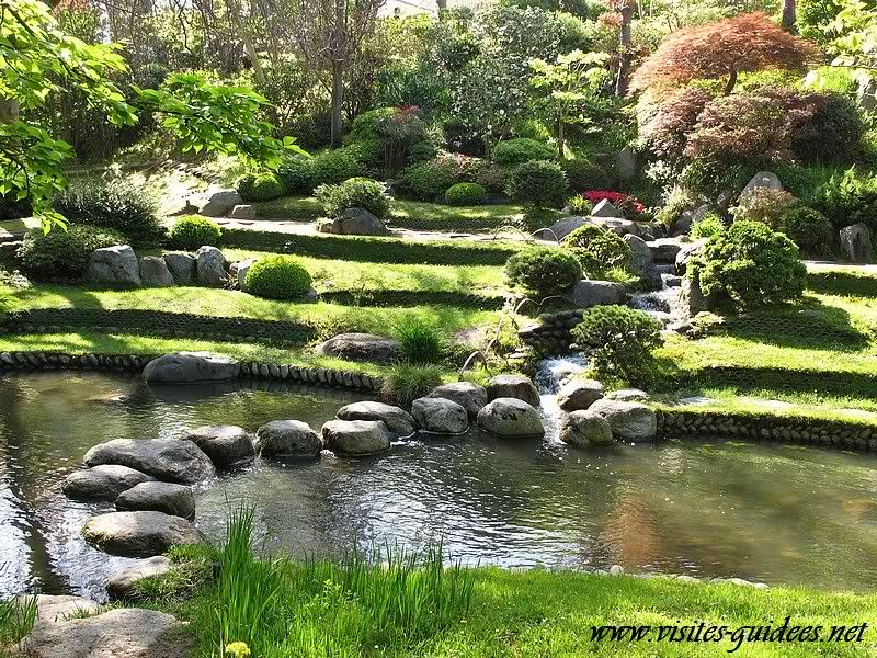 Albert Kahn Musee Et Jardin Departementaux Le Jardin Japonais