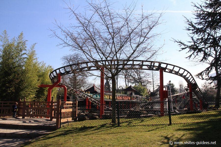 Jardin D Acclimatation Les Maneges 1 Paris Autrement