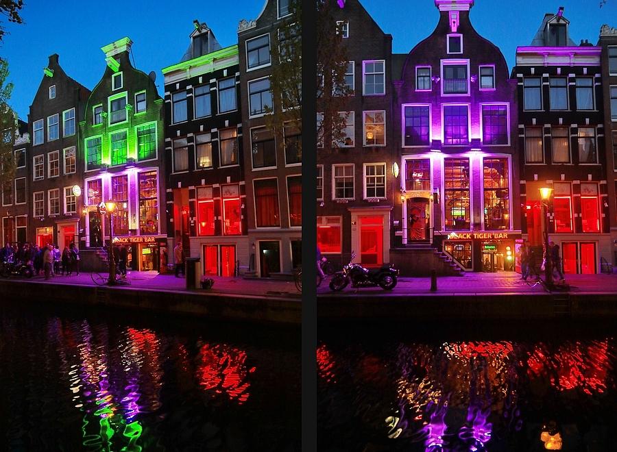 hotel le quartier des prostituées amsterdam